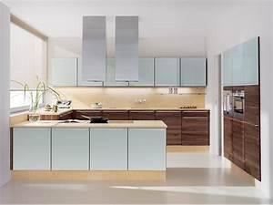 Küche U Form Mit Theke : moderne k che u form ~ Michelbontemps.com Haus und Dekorationen