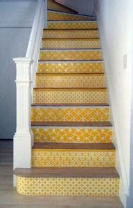 paint     wooden stairs slip proof home