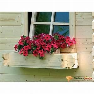 Bac En Bois Pour Jardin : bac fleur en bois pour abri de jardin achat vente jardini re pot fleur bac fleur en ~ Melissatoandfro.com Idées de Décoration