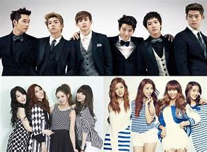 2PM, SISTAR, Girl's Day, And Other Idols Gather in 17-Day ...