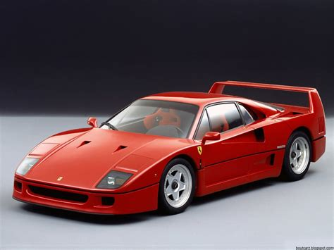 All 39 Bout Cars Ferrari F40