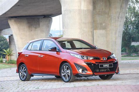 Toyota Yaris (2018) Specs & Price - Cars.co.za