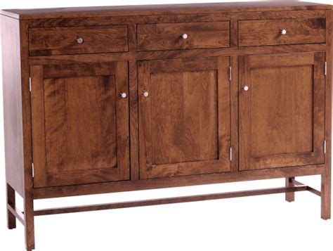 Bedroom Sideboard Furniture by New Lebanon Bedroom Sideboard Countryside Amish Furniture