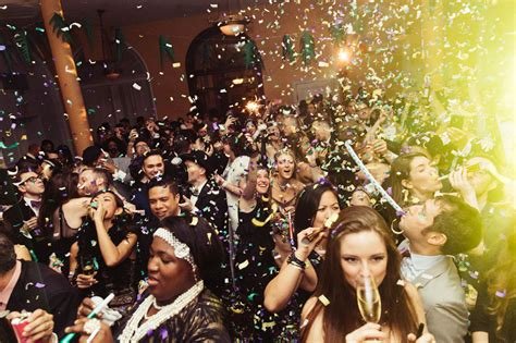 Best New Year's Eve Parties In New York City 2017