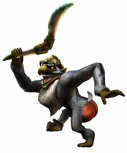 Ook Zelda Twilight Princess Alpha Legend Baboon