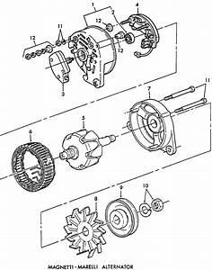 Xz 3093  Magneti Marelli Alternator Wiring Diagram Free Diagram