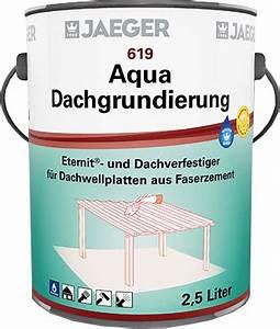 Jäger Aqua Fliesenlack : jaeger aqua dachgrundierung ~ Watch28wear.com Haus und Dekorationen