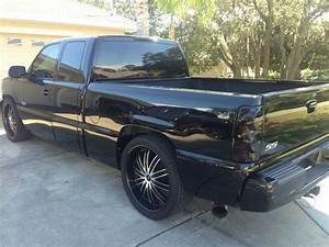 Find used 2003 Chevrolet Silverado 1500 SS Extended Cab ...