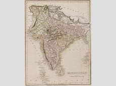164 best Old maps of India images on Pinterest 1947
