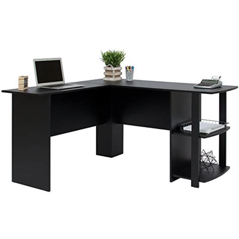 best office desk l best choice products l shaped corner computer office desk