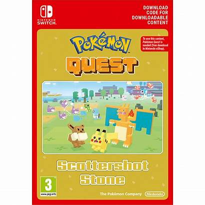 Quest Switch Pokemon Nintendo Stone Digital Games