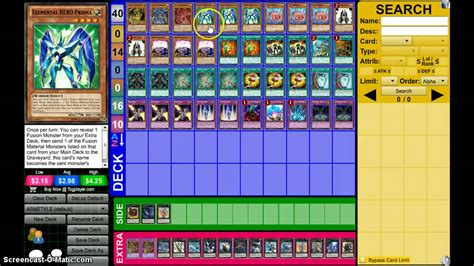 best armityle the chaos phantom deck profile august 15 2014