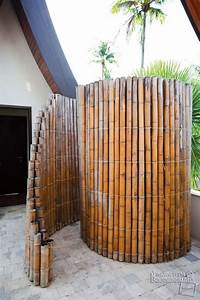 great outdoor shower ideas for refreshing summer time hative With fantastic ideas for outdoor shower enclosure in garden