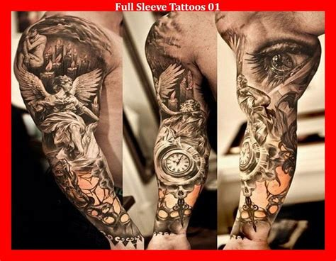 full sleeve tattoos  tattoo ideen taetowierungen und
