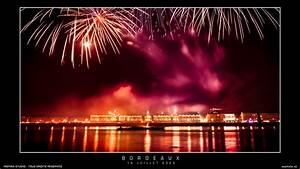 Photographie du feu d'artifice du 14 Juillet 2005 à ...
