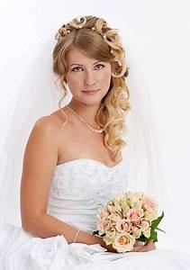 Coiffure Femme Pour Mariage : modele de coiffure cheveux long pour mariage ~ Dode.kayakingforconservation.com Idées de Décoration