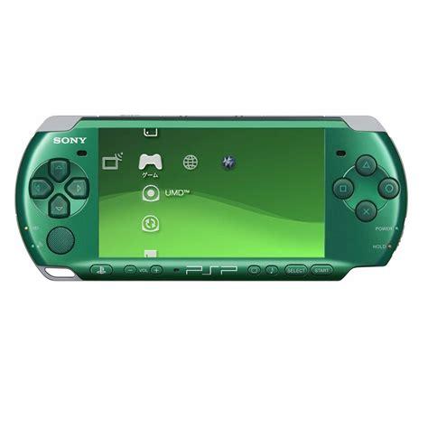 Sony Psp 3006 Slim Lite Spirited Green Full Offer Bundle