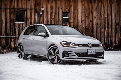 Review 2018 Volkswagen Golf Gti Autobahn  Canadian Auto
