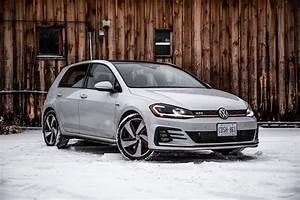 Volkswagen Golf 2018 : review 2018 volkswagen golf gti autobahn canadian auto review ~ Melissatoandfro.com Idées de Décoration