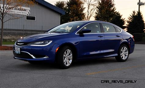 road test review  chrysler  limited  thisclose