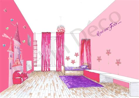 chambre fille photo chambre fille princesse deco idées de décoration et de