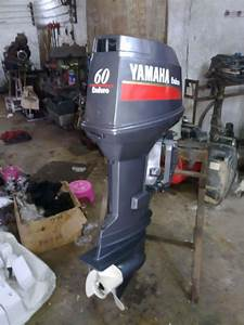 Outboard Motor Trim Problems