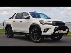 Toyota Hilux 2017 : new toyota hilux trd 2017 exterior interior youtube ~ Accommodationitalianriviera.info Avis de Voitures