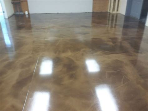 Concrete Floor Epoxy in Maine installed by Day's Concrete