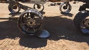 News | An Algorithm Helps Protect Mars Curiosity's Wheels