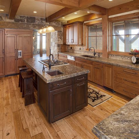 how are kitchen islands homestead