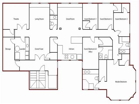 Create Simple Floor Plan Draw Your Own Floor Plan, Easy