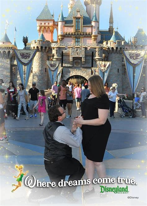romantic disneyland proposal stories  fairy tale life