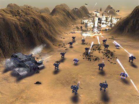 Supreme Commander: Forged Alliance | Screenshots | GeForce