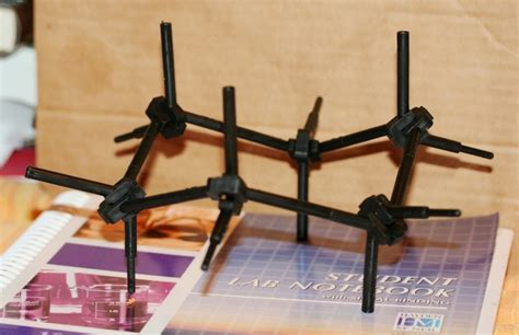 Cyclohexane Chair Conformation Model Kit by A Science Student S View Of Science In Daily