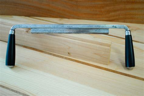 dunlap  draw knife restoration  bench blog