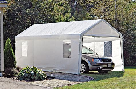 Car Shelter by Top 10 Best Car Shelters Canopy Reviews 2019 Buyers Guide
