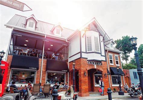 alamat  daftar harga cafe brick jogja nuansa vintage