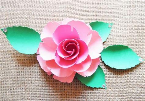 Selber Machen Aus Papier by Blumen Selber Basteln Basteln 2020