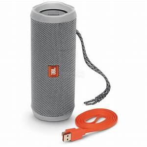 Wireless portable speaker JBL Flip 4, JBLFLIP4GRY