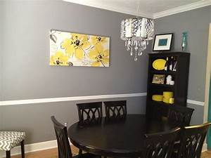 75 best gray yellow navy kitchen dining room images on With kitchen colors with white cabinets with tree of life wall art decoration