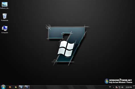 theme bureau windows 7 theme