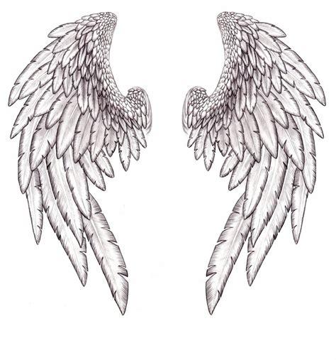 Wings Tattoo1 By Annikki On Deviantart