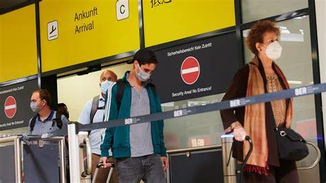 Aus aktuellem anlass eine weitere eilmeldung!quelle: Testpflicht für Reisende aus Risikogebieten - ZDFheute