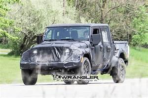 Jeep Wrangler Pick Up : jeep scrambler pickup truck jt spy pics jeep scrambler forum ~ Medecine-chirurgie-esthetiques.com Avis de Voitures