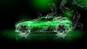 Peugeot Instinct Side Super Water Car 2017