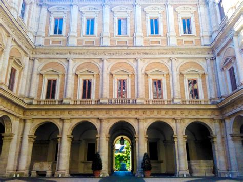 cortile palazzo farnese photo post 5 rome sweet rome guide