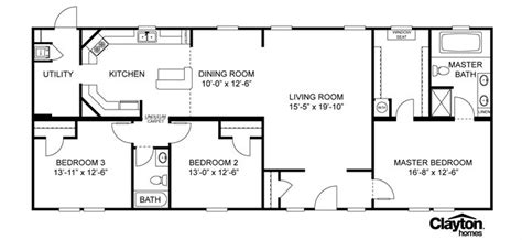Clayton Homes Floor Plan Search by 46 Best Images About Clayton Homes And Other Manufacture