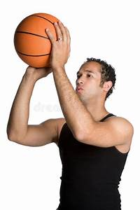 Man Shooting Basketball Royalty Free Stock Photos - Image ...
