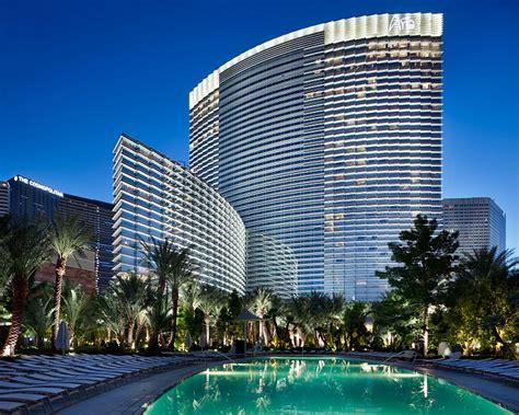 aria resort  casino kuda architectural photography