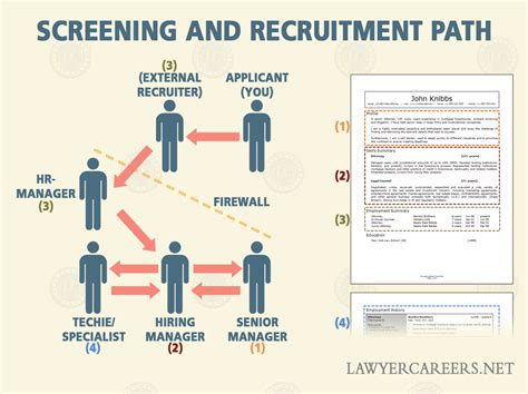 cv template optimized for the recruitment process